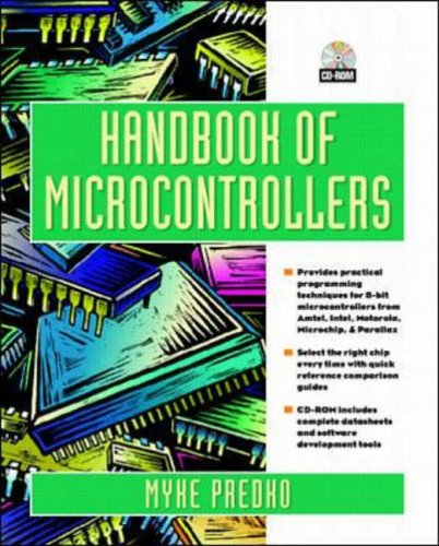 9780079137166: Handbook of Microcontrollers with CDROM (TAB Electronics Technical Library)