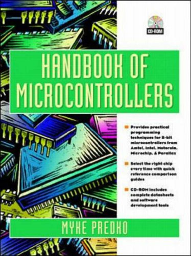 9780079137173: Handbook of Microcontrollers (TAB Electronics Technical Library)
