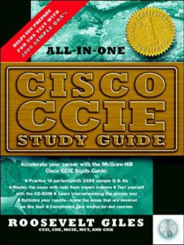 9780079137289: The Ccie Study Guide