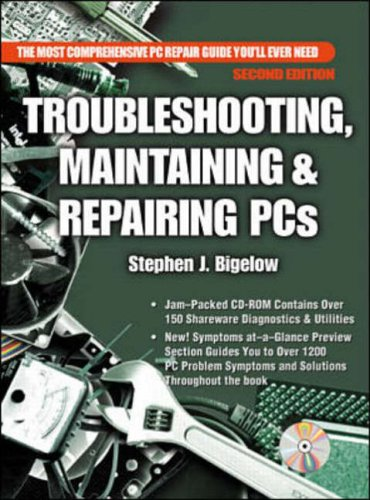 9780079137326: Troubleshooting, Maintaining, and Repairing PCs
