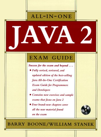 9780079137401: Java 2 Certification Exam Guide for Programmers and Developers