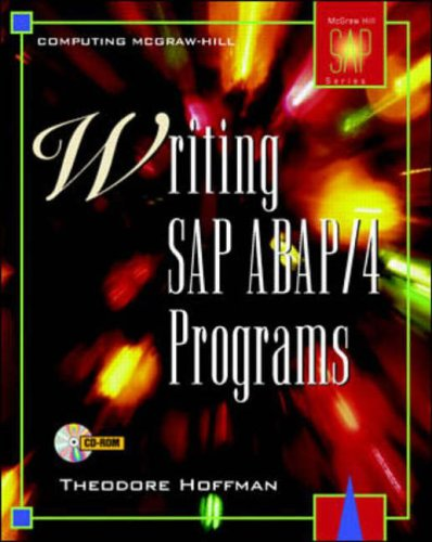 9780079137432: Writing SAP ABAP/4 Programs