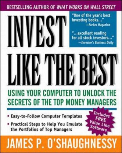 9780079137548: Invest Like the Best: Using Your Computer to Onlock the Secrets of the Top Money Managers