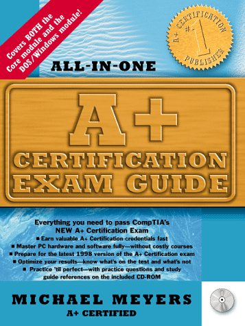 9780079137654: A+ Certification Exam Guide