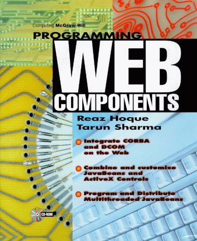 9780079137760: Programming Web Components