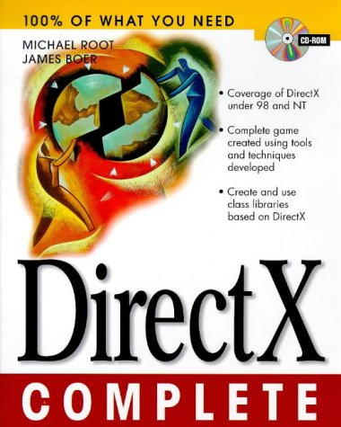 9780079137807: DirectX Complete