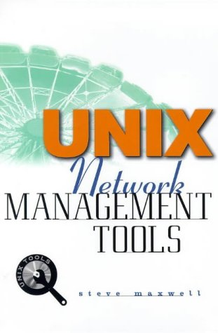 9780079137821: UNIX Network Management Tools