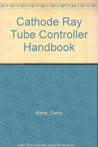 9780079310453: Cathode Ray Tube Controller Handbook