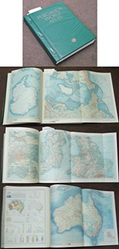 9780080019581: Pergamon world atlas