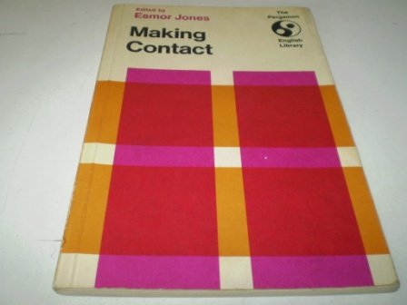 9780080034454: Making Contact (Pergamon English library)