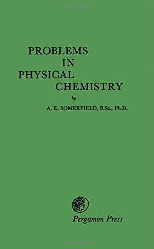9780080038100: Problems in Physical Chemistry