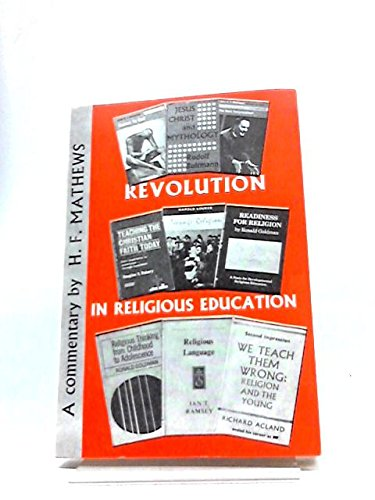 9780080061634: Revolution in Religious Education