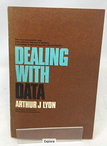 9780080063973: Dealing with Data