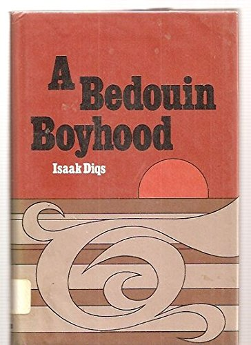 9780080064352: Bedouin Boyhood (English Library)