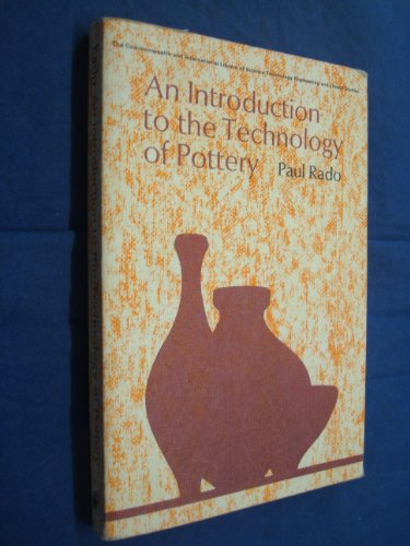 9780080064574: Introduction to the Technology of Pottery (C.I.L.)