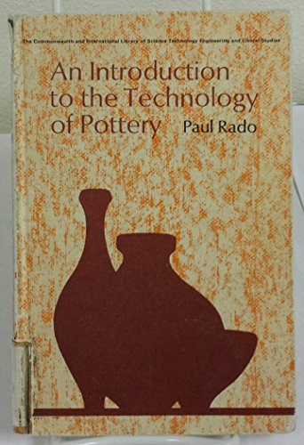 9780080064581: Introduction to the Technology of Pottery (C.I.L.)