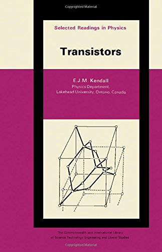 9780080065106: Transistors: The Commonwealth and International Library: Selected Readings in Physics (C.I.L.)
