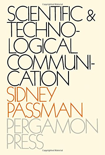 9780080066318: Scientific and Technological Communication