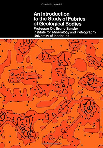 9780080066608: Introduction to Study of Fabrics of Geological Bodies