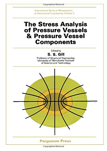 9780080067292: The Stress analysis of pressure vessels and pressure vessel components (International series of monographs in mechanical engineering)