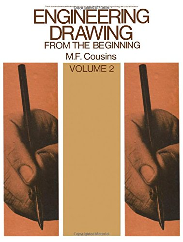 9780080068534: Engineering Drawing from the Beginning: v. 2 (C.I.L.)
