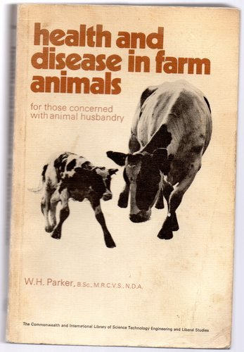 9780080069746: Health and Disease in Farm Animals (C.I.L.)