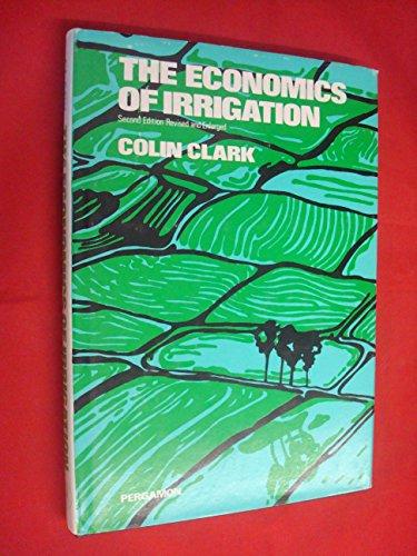 9780080069845: Economics of Irrigation
