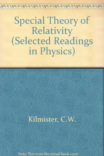 9780080069968: Special Theory of Relativity (Selected Readings in Physics)