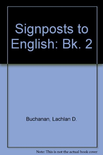 9780080078236: Signposts to English: Bk. 2