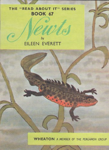 9780080082448: Newts (Read About It)