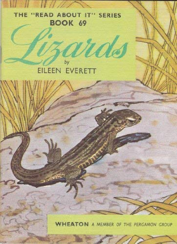 9780080082462: Lizards (Read About It)