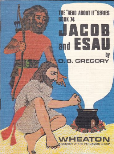 9780080087955: Jacob and Esau (Read About It)