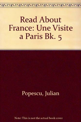 9780080088341: Read About France: Une Visite a Paris Bk. 5