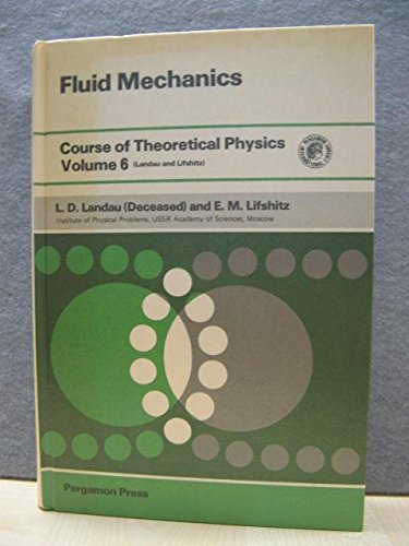 9780080091044: Fluid Mechanics (Course of Theoretical Physics)