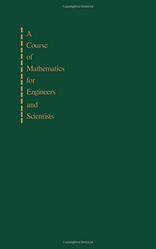 9780080093765: Course of Mathematics for Engineers and Scientists: v. 3 (Pergamon international library)