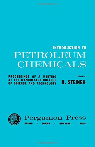 9780080094212: Introduction to Petroleum Chemicals