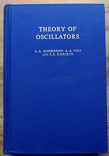 9780080099811: Theory of Oscillators