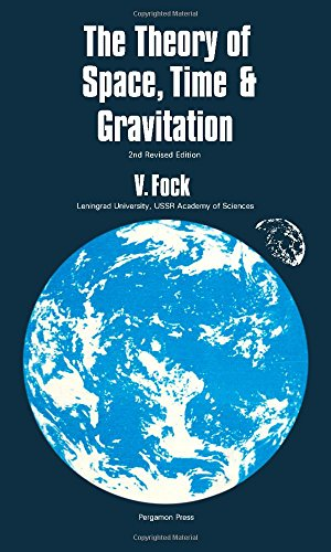 9780080100616: Theory of Space, Time and Gravitation