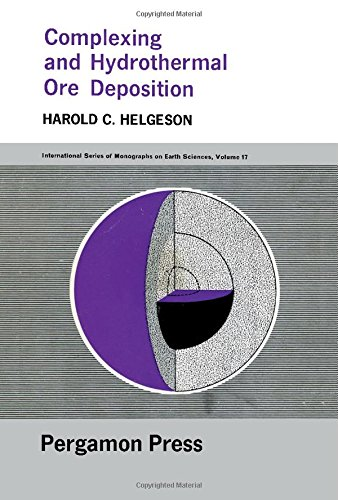 9780080100845: Complexing and Hydrothermal Ore Deposition.
