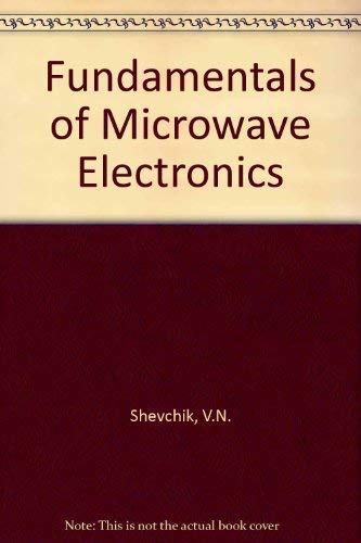 9780080102009: Fundamentals of Microwave Electronics