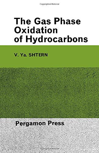 9780080102023: The Gas-Phase Oxidation of Hydrocarbons