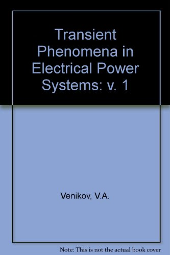 9780080102450: Transient Phenomena in Electrical Power Systems