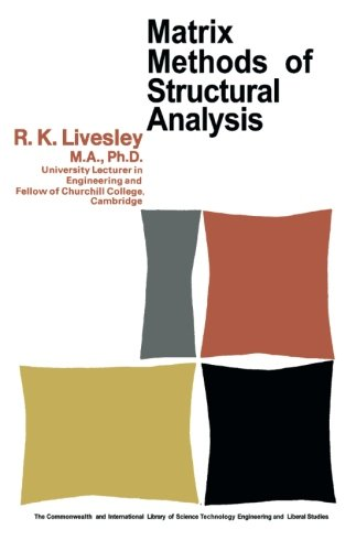 9780080103556: Matrix Methods of Structural Analysis (Commonwealth Library)