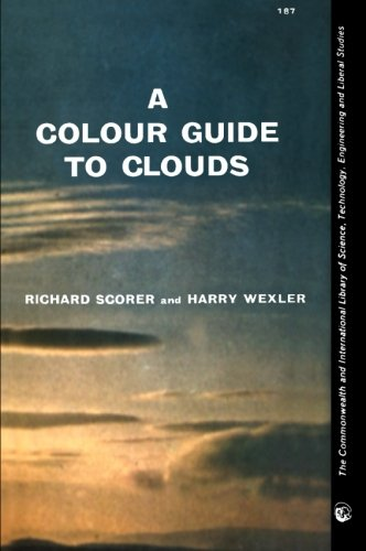 9780080103747: A Colour Guide to Clouds (Commonwealth Library)