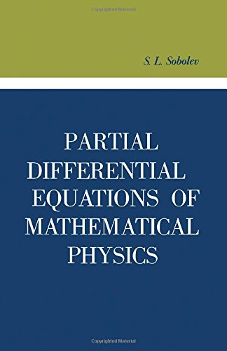 9780080104249: Partial Differential Equations of Mathematical Physics (Pure & Applied Mathematics Monograph)