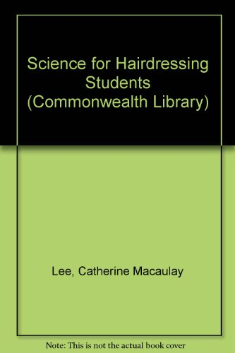 9780080104775: Science for Hairdressing Students
