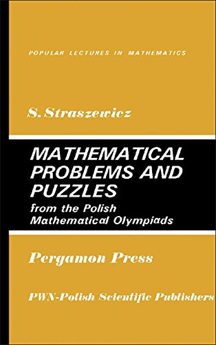 9780080105567: Mathematical Problems and Puzzles from the Polish Mathematical Olympiads