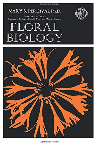 9780080106090: Floral Biology (C.I.L.)