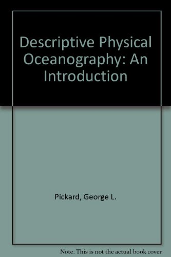 9780080107431: Descriptive Physical Oceanography: An Introduction