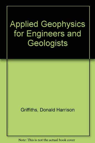 9780080107493: Applied geophysics for engineers and geologists,